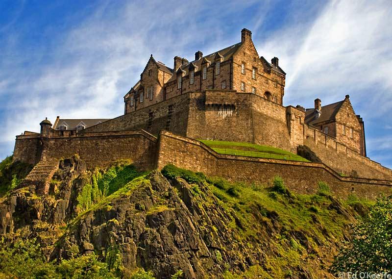 Знаменитые замки Шотландии
