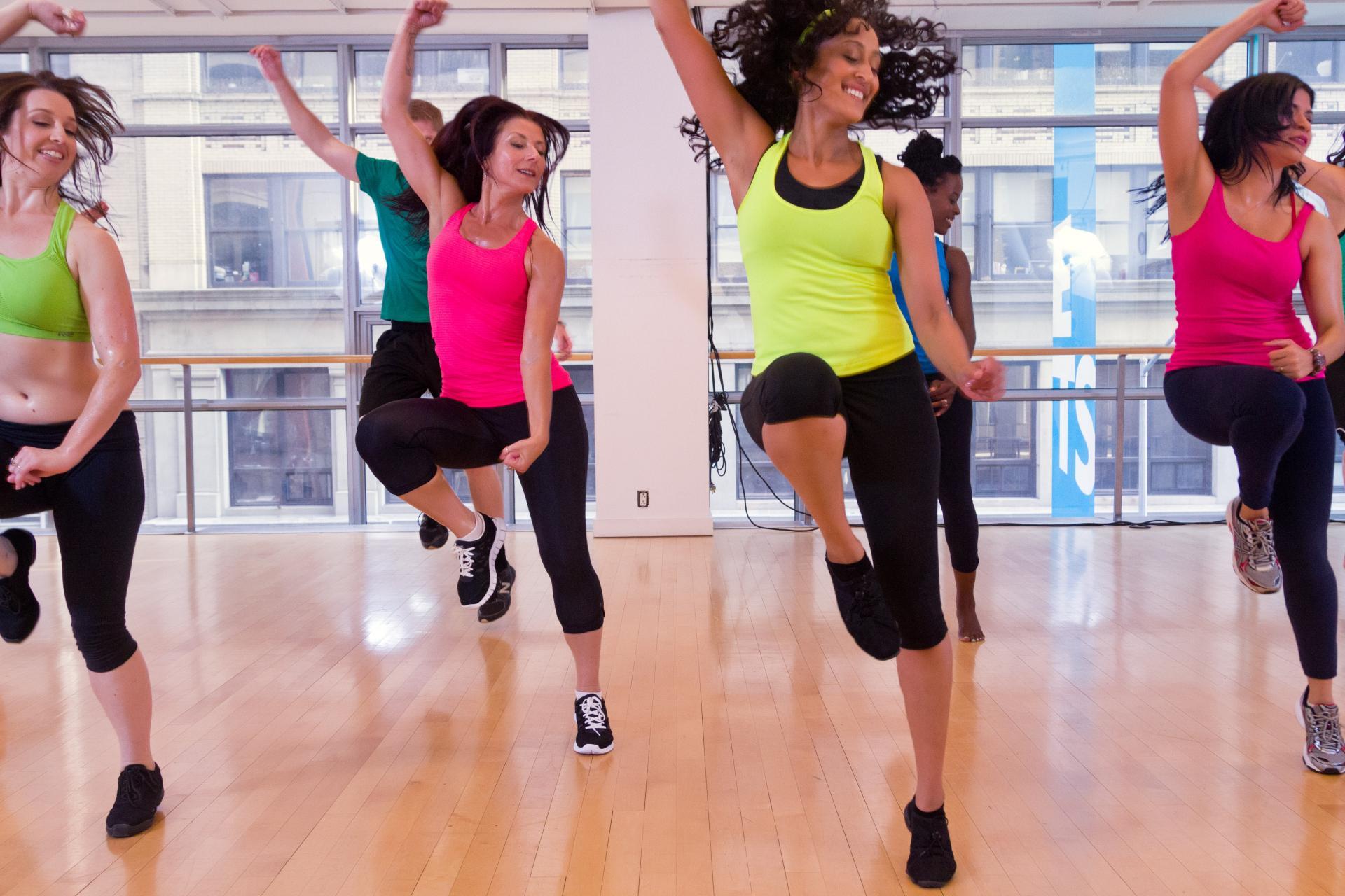 Упражнения для похудения в домашних условиях 2013