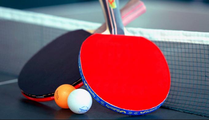 Уход за ракеткой для настольного тенниса