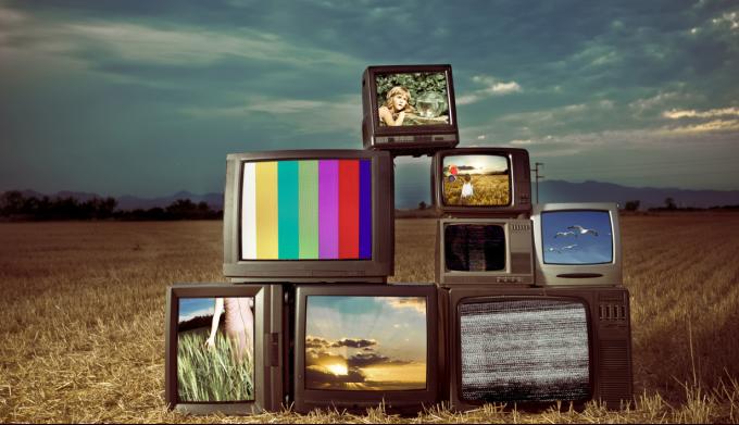 Как появилось телевидение?