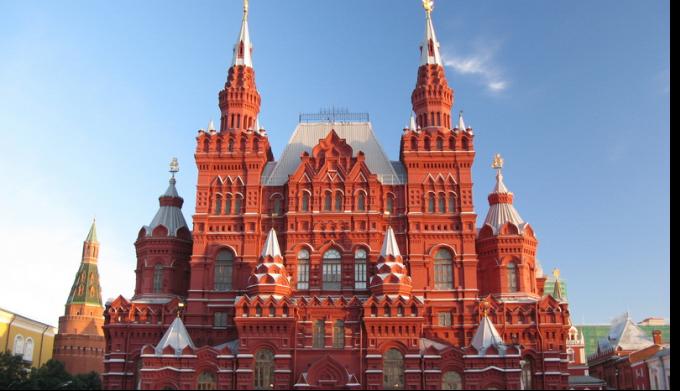 История становления Государственного Исторического музея