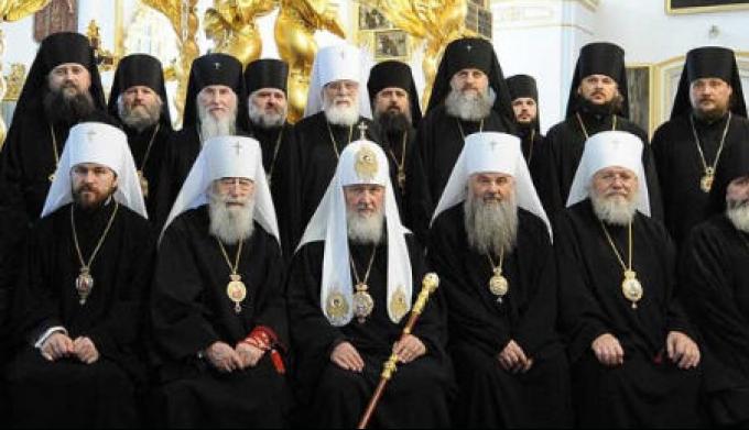 Белое и черное духовенство