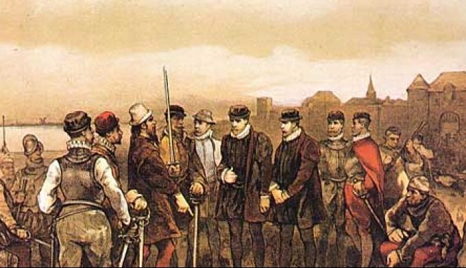 Нидерландская революция (кратко)