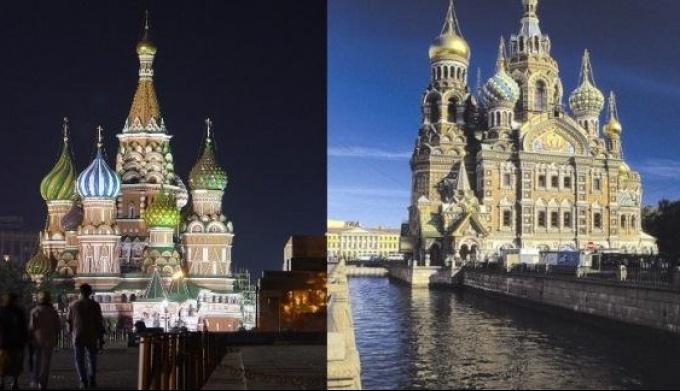 Петербург vs Москва