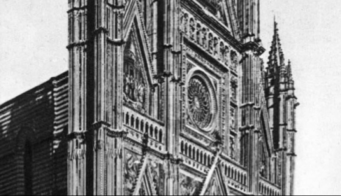 Проторенессанс в Италии - искусство с собственным лицом.