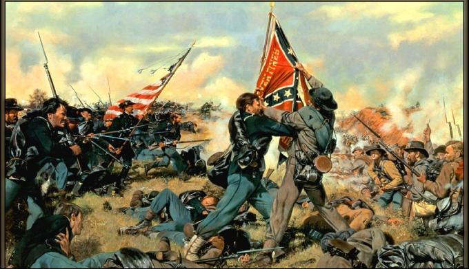 Война Севера и Юга и ее последствия