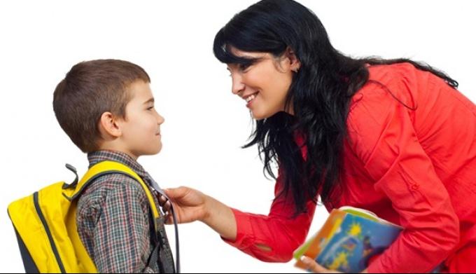 Как собрать ребенка в 1 класс?