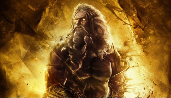 Аид - бог подземного царства