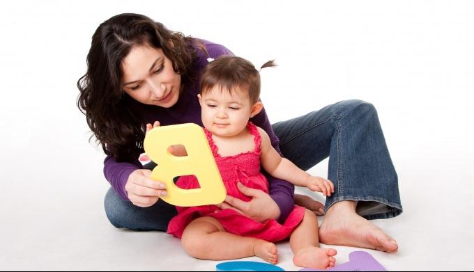Как выучить буквы с ребенком?
