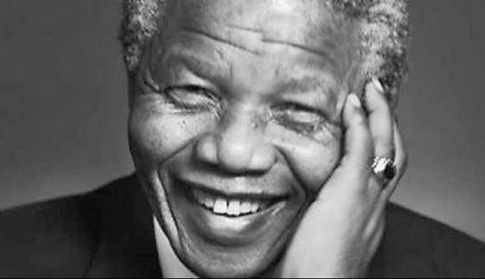 Нельсон Мандела. Биография