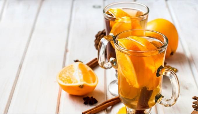 6 осенних рецептов чая