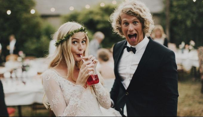 Как играют свадьбу в Финляндии?