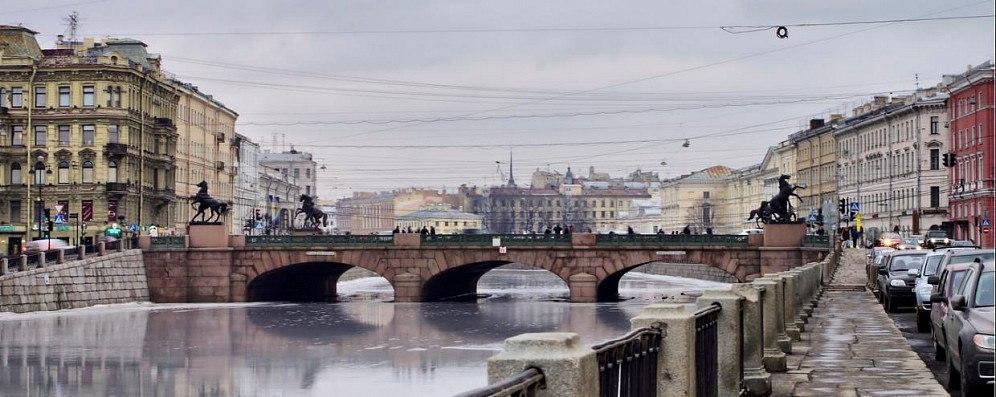 Аничков мост (Санкт-Петербург)
