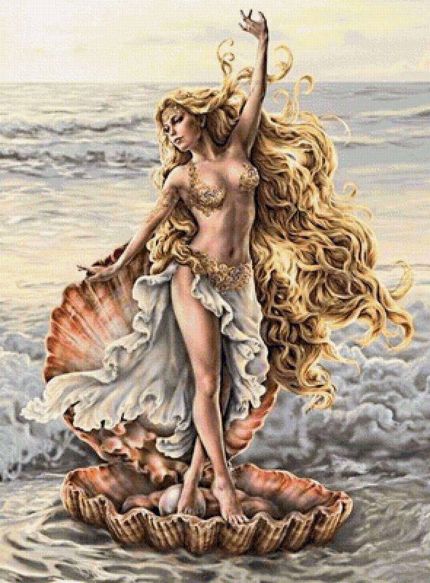 Древнегреческий богиня афродита