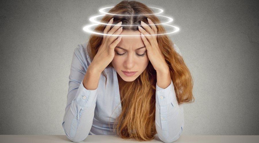 Как избавиться от головокружения головы