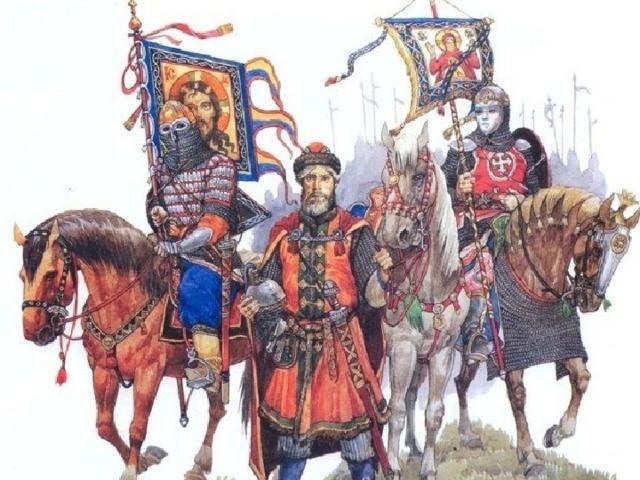 Из истории российского флага