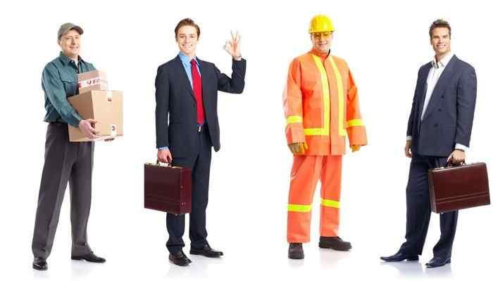Мужские профессии (список)