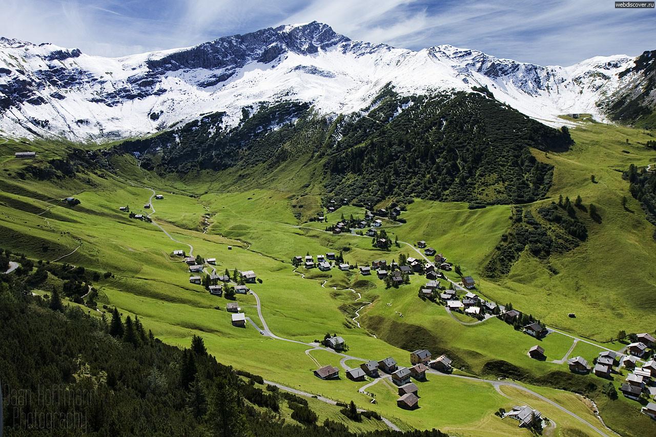Как получить визу в Лихтенштейн