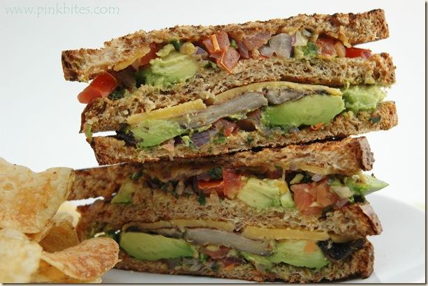 Мексиканские сэндвичи