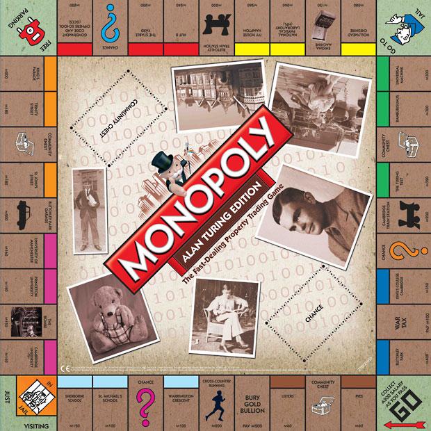 Как появилась игра монополия?
