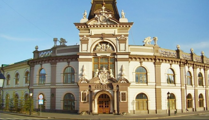 Древняя история Татарстана